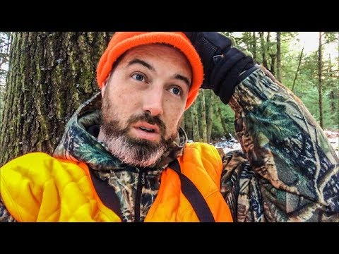 Vermont Deer Hunting- WORST Luck Ever
