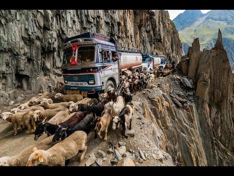 Zoji La Srinagar Leh Highway Ladakh Jammu and Kashmir | Himalaya Part 1