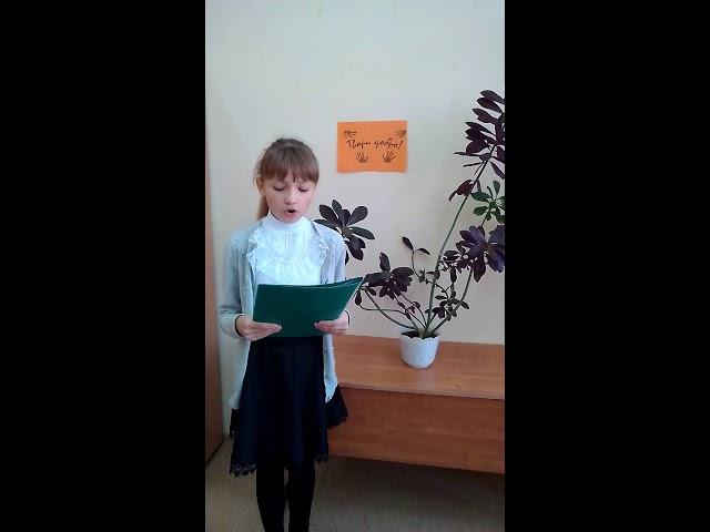Изображение предпросмотра прочтения – АнжеликаВоронова читает произведение «Лисичкины фонарики» В.А.Сухомлинского
