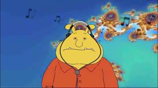 binky listens to trout mask replica