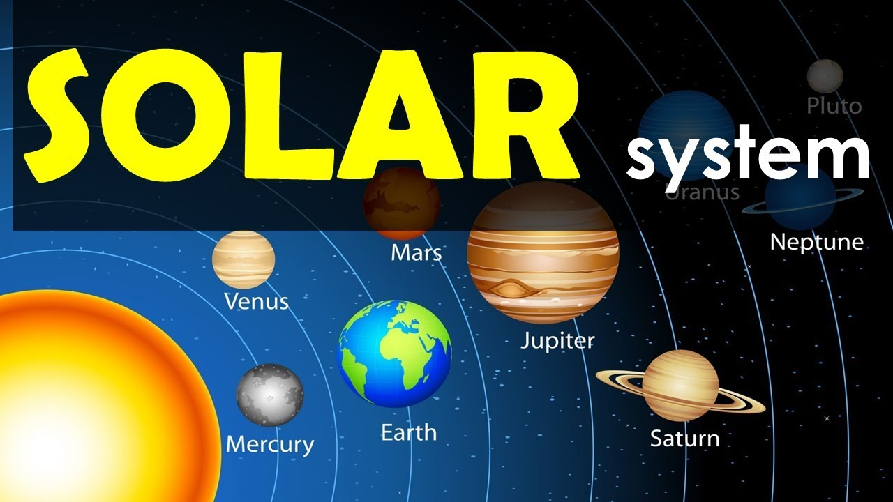 stars and solar system cbse class vi social science the solar system [ 1280 x 720 Pixel ]