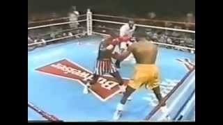 6 12 1989 Sugar Ray Leonard vs Thomas Hearn