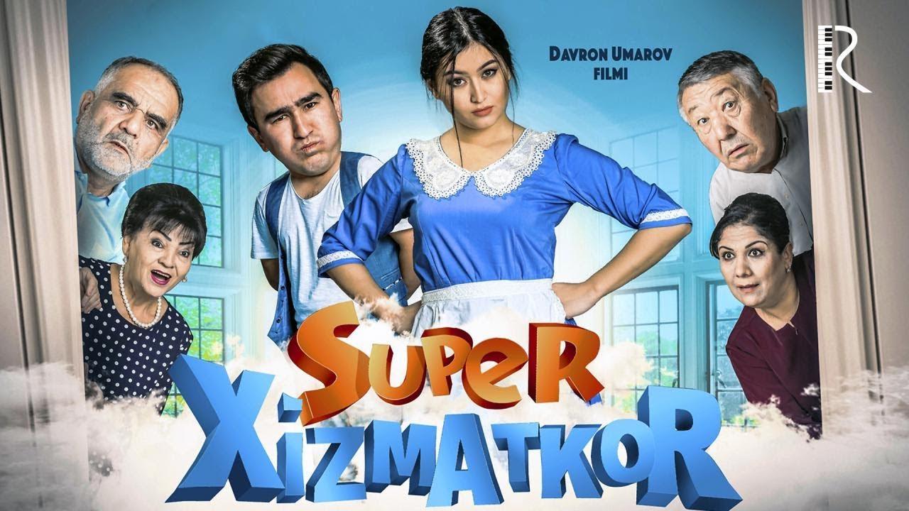 Super xizmatkor (treyler) | Супер хизматкор (трейлер)
