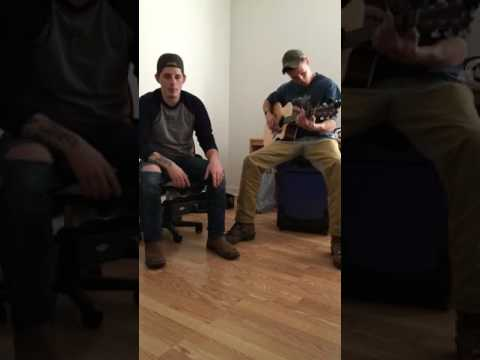Ryan UpChurch and Taylor Ray Holbrook Music covering Dirt Road Anthem