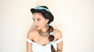 Princess Jasmine Hair