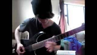 Vaalbara - Erra Guitar Cover
