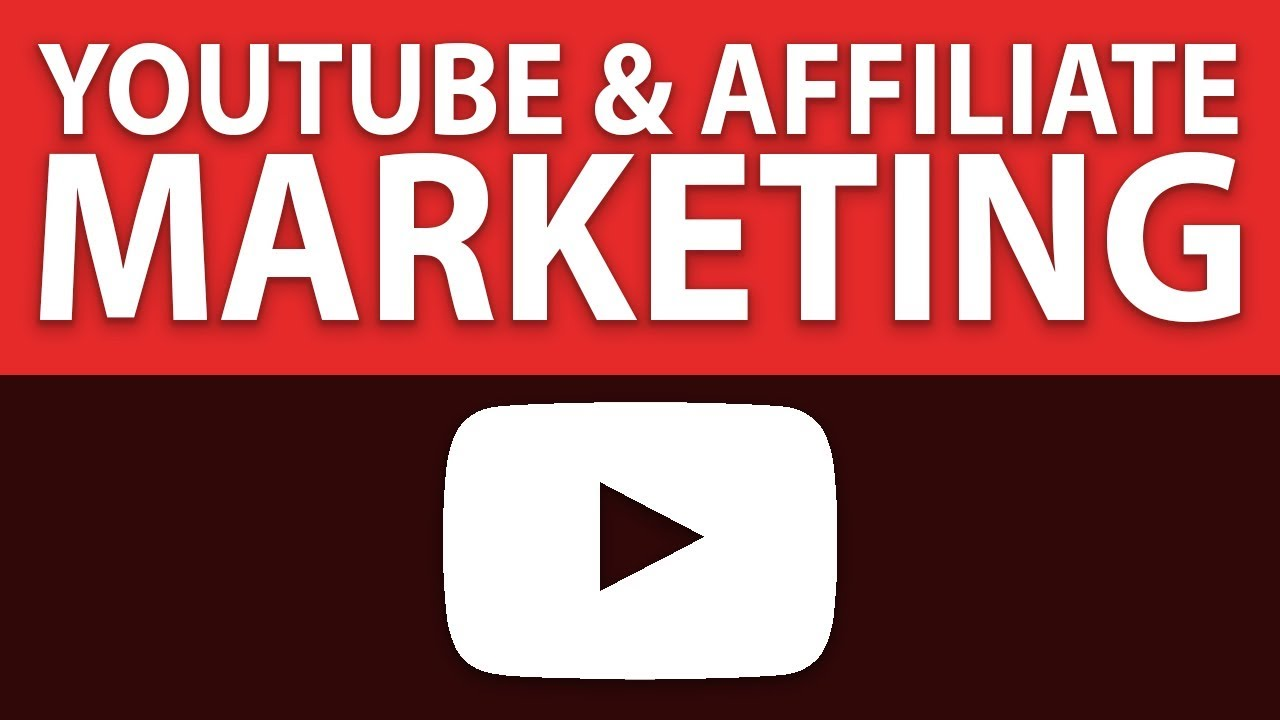 YouTube affiliate marketing