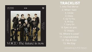 [FULL ALBUM] VICTON (빅톤) 1ST FULL ALBUM [ VOICE : The future is now ]