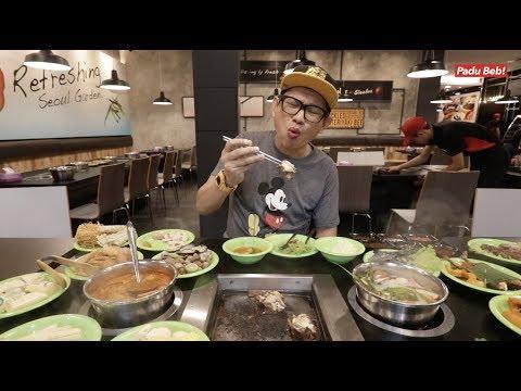Seoul Garden Buffet : Port 'Makan Banyak' Yang Super Best (ENG SUBS)