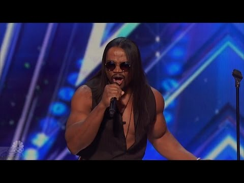 Thumbnail: America's Got Talent 2016 RL Bell Amazing Singer Almost Derailed By Cheesiness Full Audition Clip