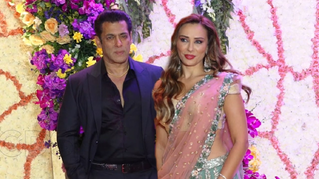 Salman Khan & Girlfriend Iulia Vantur TOGETHER At Sooraj ...
