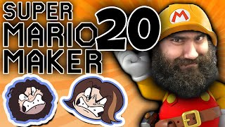 Super Mario Maker: Expert Trolling - PART 20 - Game Grumps
