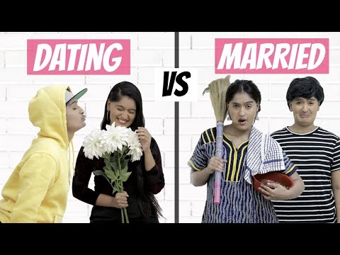 Dating VS Married Couples | Niharika Nm