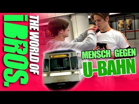 The World of iBROS. - Mensch gegen U-Bahn