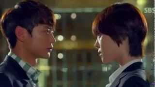 Min-Ho and Sulli Kiss Scenes (TTBY)