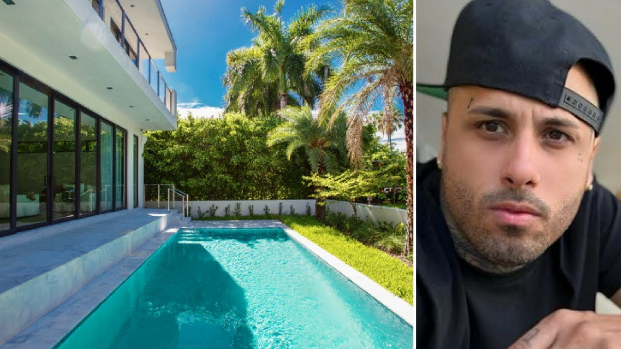 20df823e2578c Mira la nueva casa de Nicky Jam de 3.4 millones - YouTube