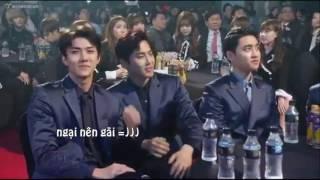 [FMV] Nhiều chuyện cùng SeHun và đồng bọn @Seoul Music Awards 2017.