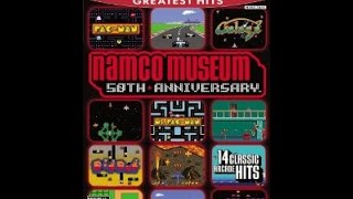 Namco Museum: 50th Anniversary (Playstation 2): PS2 Game