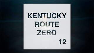 kip:plays | Kentucky Route Zero (pt. 12) Act III Map Events