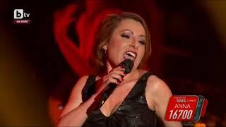Анна Азатян – That Man   Гласът на България 5 – Четвъртфинали 20 05 2018