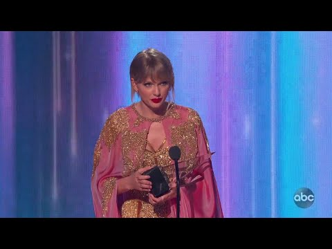 Romeo - Taylor Swift Wins Artist of the Year at the 2019 AMAs