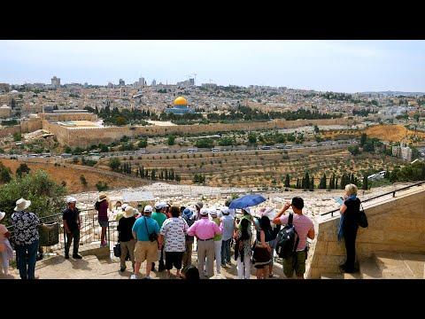 Virtual Tour Of The Old City Of Jerusalem