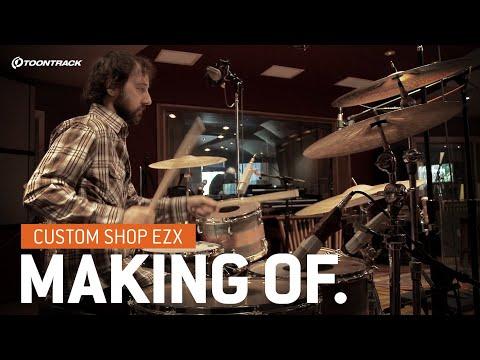 Custom Shop EZX – The making of mp3