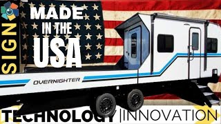 10 New Campers to Check Out in 2019 - 2020 | Made in the USA