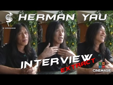 Herman Yau Interview - Hong-Kong 2004 (Extrait 1 - CatIII)