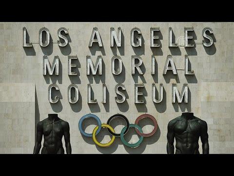 Лос-Анджелес посостязается за право на Олимпиаду-2024(новости)