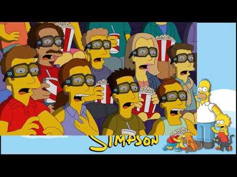 Симпсоны: 25 сезон 1 серия