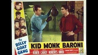 Kid Monk Baroni (1952) LEONARD NIMOY