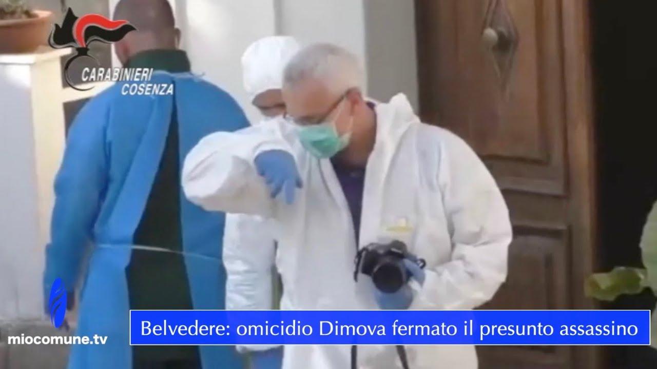 Belvedere Marittimo, omicidio Dimova: fermato il presunto assassino