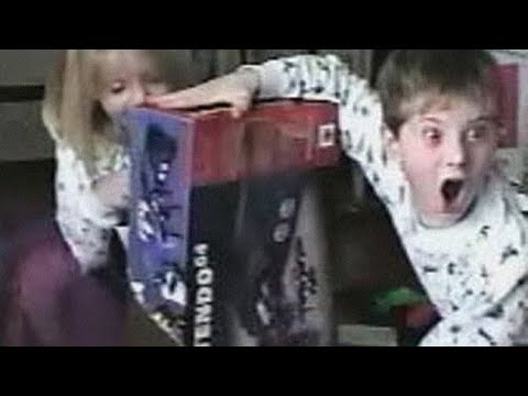 Christmas Morning Gift Unwrapping! -- No Talent Gaming Holid