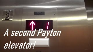 EPIC MOTOR! Payton Hydraulic (South) Elevator at Towne Place at Garden State Park, Cherry Hill, NJ
