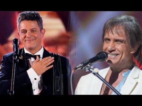 Alejandro Sanz Estrenó Canción Junto A Roberto Carlos