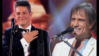 Baixar Alejandro Sanz estrenó canción junto a Roberto Carlos