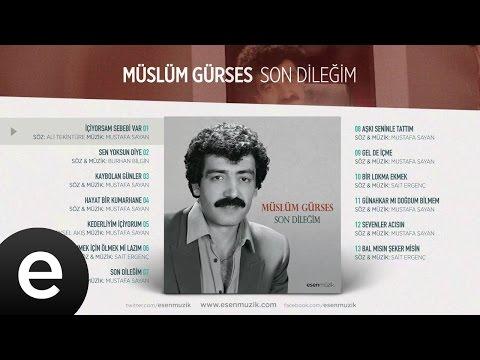 İçiyorsam Sebebi Var (Müslüm Gürses) Official Audio #içiyorsamsebebivar #müslümgürses - Esen Müzik