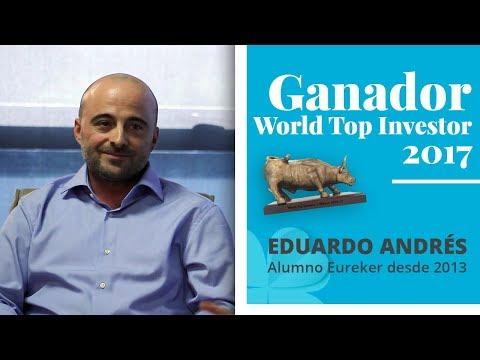 Ganador del World Top Investor 2016-17