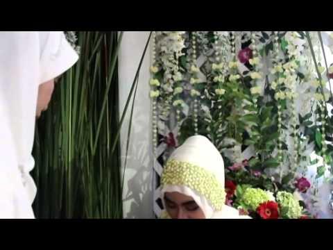1st and 2nd proses (Siraman & akad nikah) Maya & Irfan Traditional Sundanese Wedding