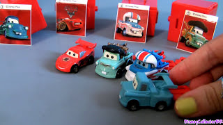 Cars Toon How to Build Mack Truck Hauler Tomica Tokyo Mater, Dragon McQueen Disney Takara Tomy