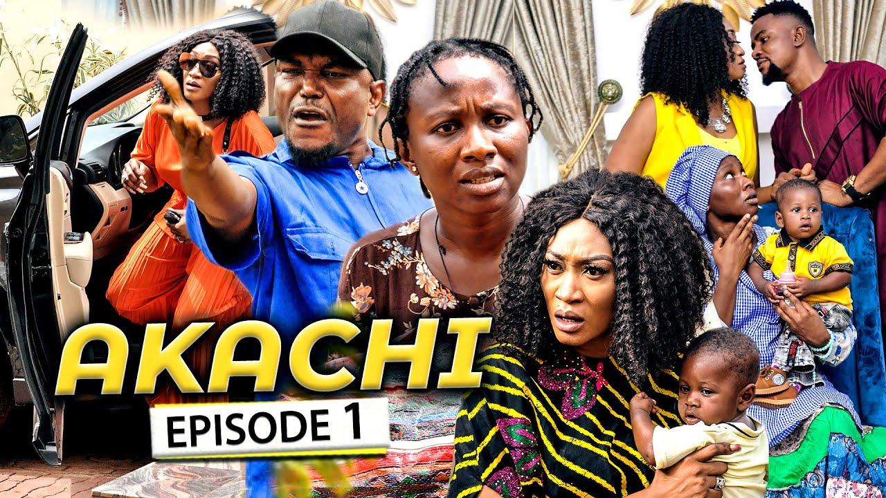 Download AKACHI EPISODE 1 (New Movie) Oge Okoye & Sonia Uche 2021 Latest Nigerian Nollywood Hit Movie