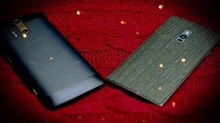OnePlus 2 vs ZTE Axon Phone!