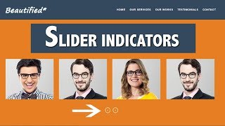 #10 Slider indicators with Html5 and Custom JavaScript - very easy videos(, 2017-11-25T05:11:23.000Z)