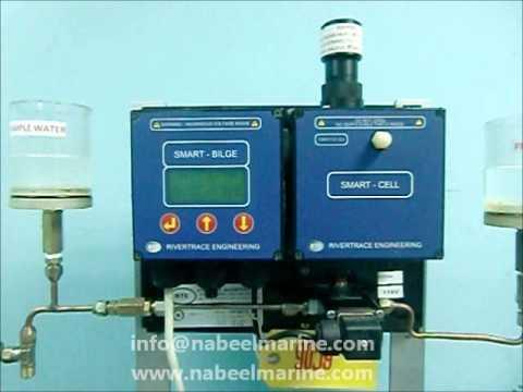 smart cell 15 ppm , SMART CELL 15 PPM BILGE ALARAM , RIVERTRACE SAMR CELL