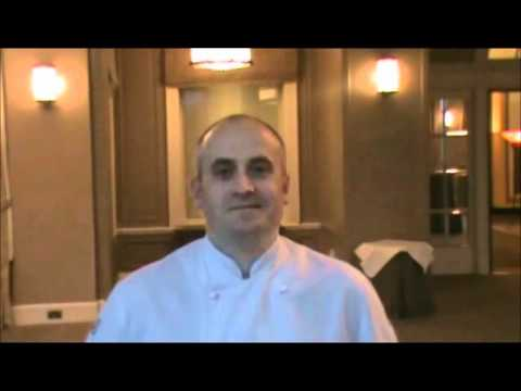 Stevie McLaughlin Head Chef Restaurant Andrew Fairlie The 10 Question Video