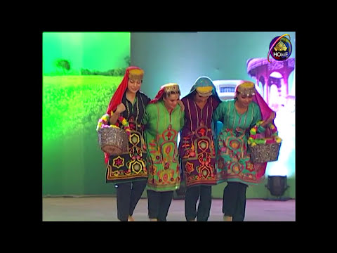Cultural Dances of Pakistan, Medley of 7 Languages on 14 August Show, Culture of Pakistan