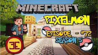 Minecraft: Pixelmon - Эпизод 72 - Двойной троллинг от... (Pokemon Mod)