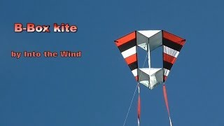 B-box Kite From Into The Wind