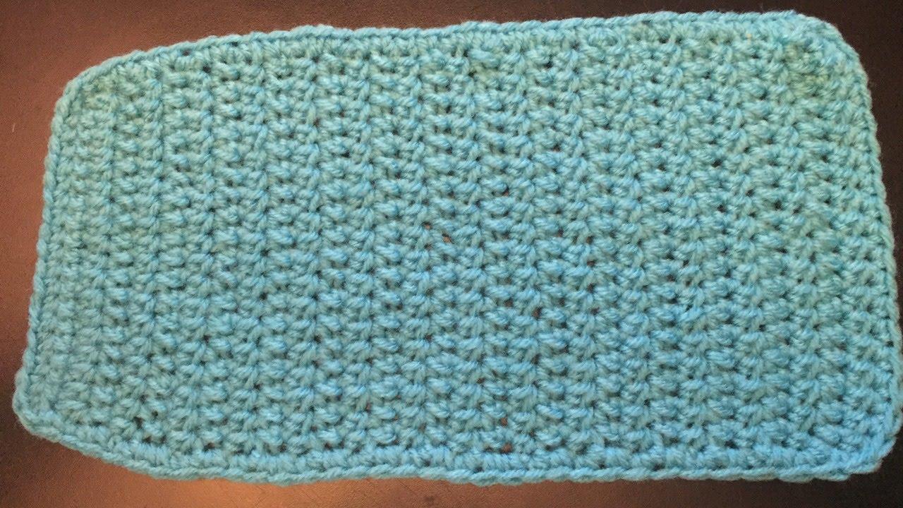 Crochet Swiffer Wet Jet Pad Youtube